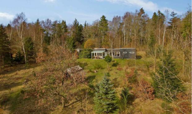 arkitekttegnet_daniel_nielsen_ombygning_bygge om_sommerhus_Vestsjaelland_Veddinge Bakker