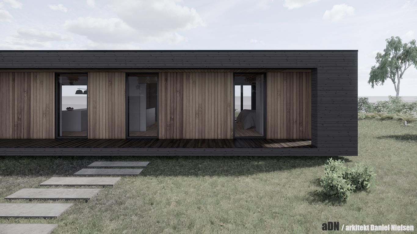 arkitekttegnet_daniel_nielsen_sommerhus_skitseforslag_træhus_3d_facade_01